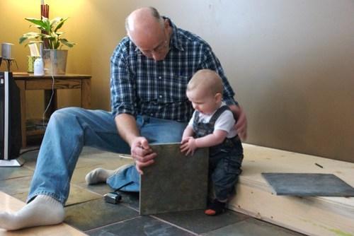 Building the Hearth