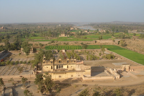 Jahangir Mahal Fort_為愛妾建1-1