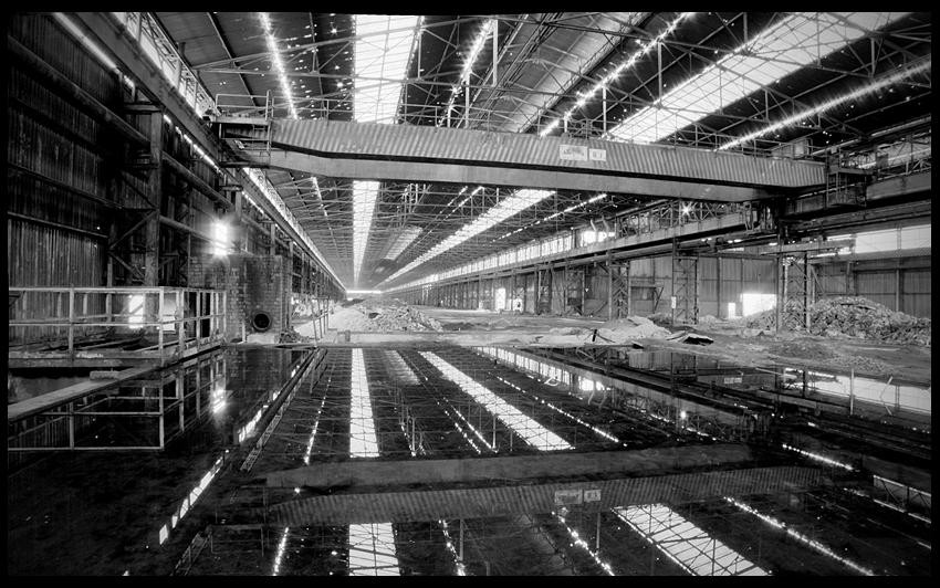 urbex urban exploration decay abandoned belgium infiltration belgique usine shelt steel rolling mill