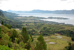 Lake Toba View by Ben Peters