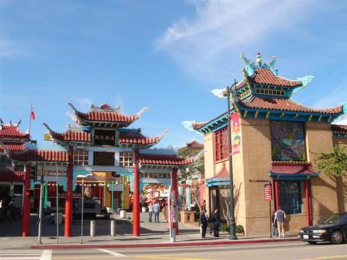 LA, Chinatown
