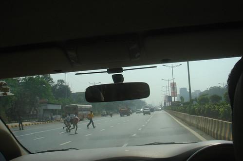 印度人這款過馬路