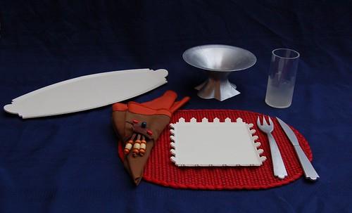 Peruvian Inspired Dinnerware