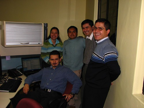 Mexican portal team