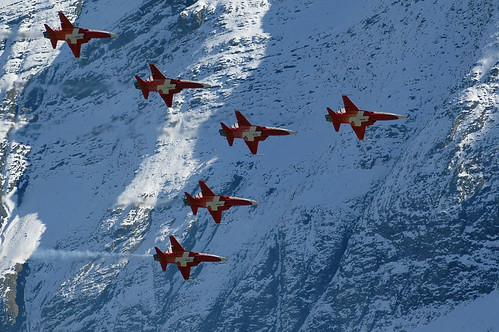 patrouille swiss formation