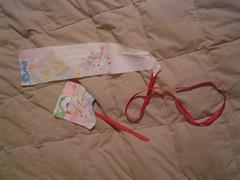 L. made kites