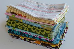 Lots of new fabrics