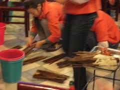Counting sticks - chuanchuan