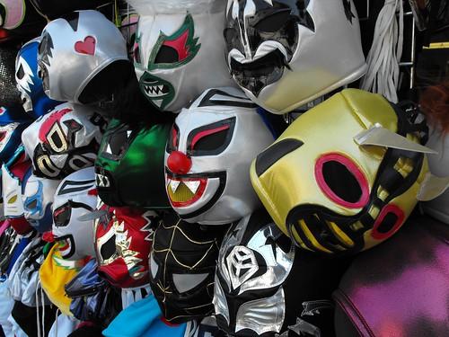 The Legion of Lucha Libre Super Heroes. 2