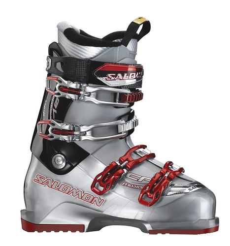 Salomon Mission  CF Ski boots