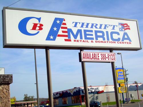 CB Thrift America