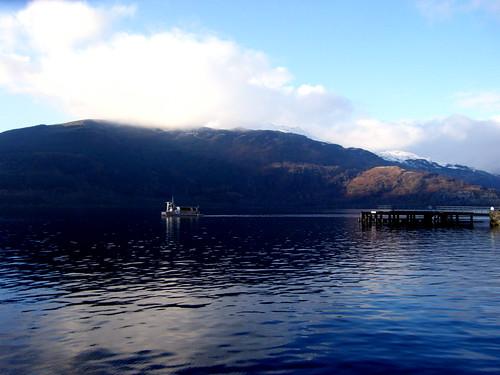 Loch Lomond Ferry