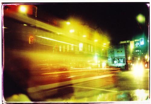 the dirty street