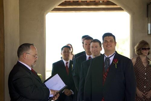 Christie & Arran Wedding