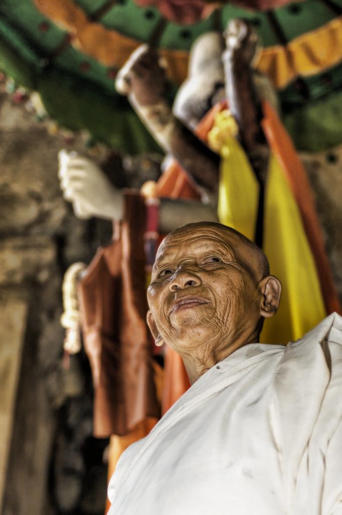 Shiva and the Buddhist