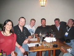 Susan, Ross, Darrell, David, Jeff, Matt