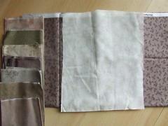 Fabrics for my purse