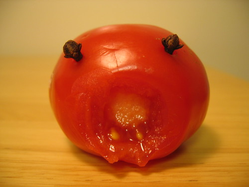 Snarling Tomato