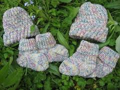 29+30-08 Sets Flotte Socke 4098