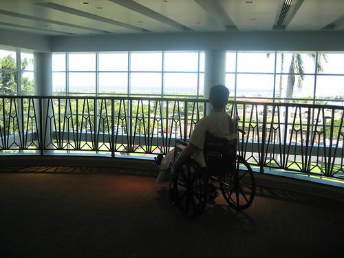 the view at Maui Memorial