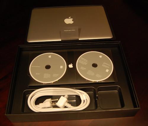 Install DVD's