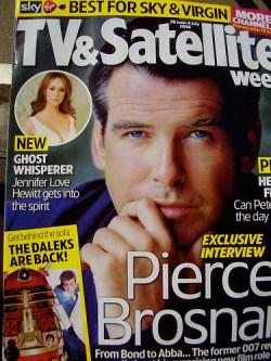 TV & Satellite Week - Cover