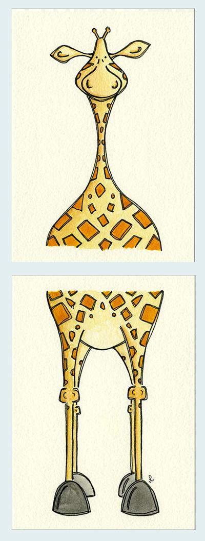 go go giraffe