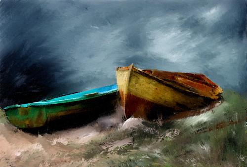 Barche a secco