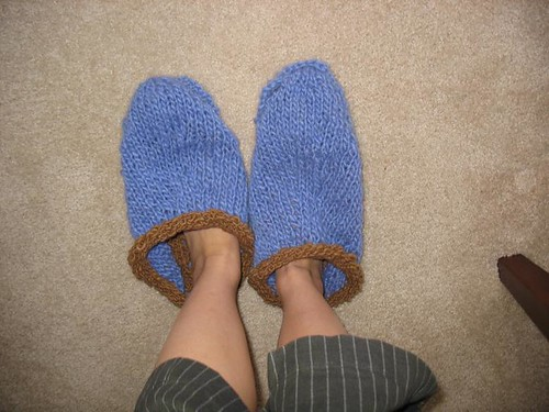 pre-felted clogs