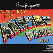 Bruce Springsteen - Greetings from Asbury Park