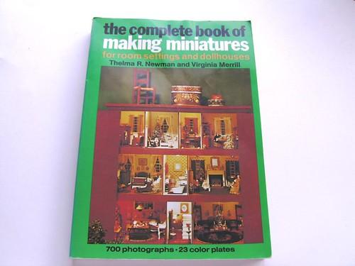 miniatures book