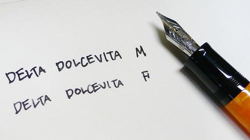 DELTA DOLCEVITA MEDIUM