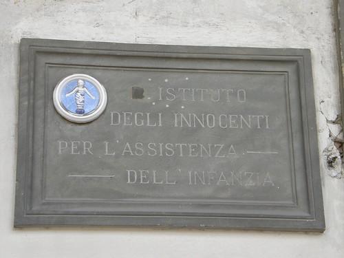 Firenze, Istituto degli Innocenti