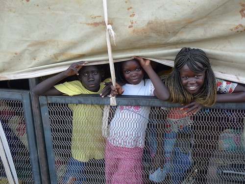 Refugees coming to Juba from Khartoum by Audun Herning