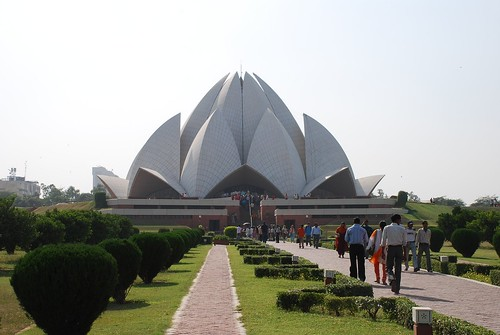 Indian Bahá'�<br /><br /><br />  (Lotus) Temple by Brajeshwar.