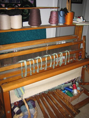 Esme Loom, ready for action