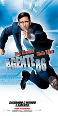 Agente 86 - Poster Steve Carell - CLIQUE PARA AMPLIAR