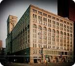 Arq. Louis Henri Sullivan. Chicago, Auditorium Hotel. 1886-1889