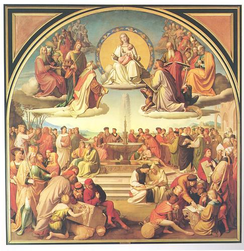 Overbeck, Triumph der Religion
