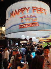 E3 2011 - Happy Feet Two (Warner Bros)
