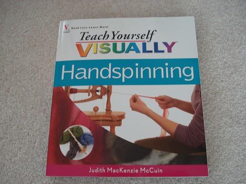 Teach Yourself Visually Handspinning