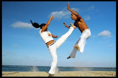 Capoeira is
