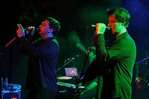 Gutter twins, Mark Lanegan, Greg Dulli