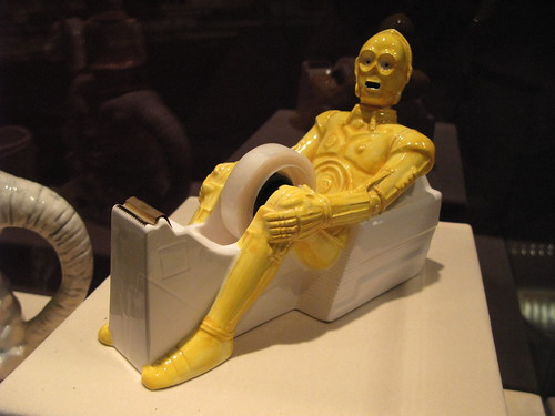 C3PO tape dispenser