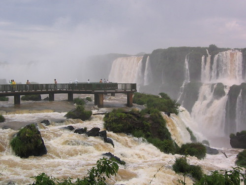 Fóz do Iguaçu - Foto de Phillie Casabranca