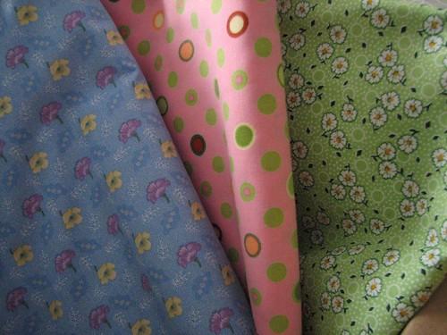 More Closeup Fabric