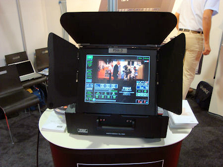 Premium Production Gear at NAB 2009 (1/6)