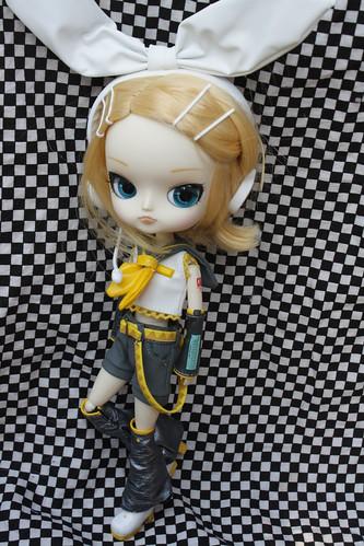 Vocaloid Rin