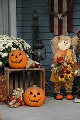 Halloween Decorations Pennsylvania by Teyacapan