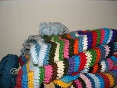 blanket resting